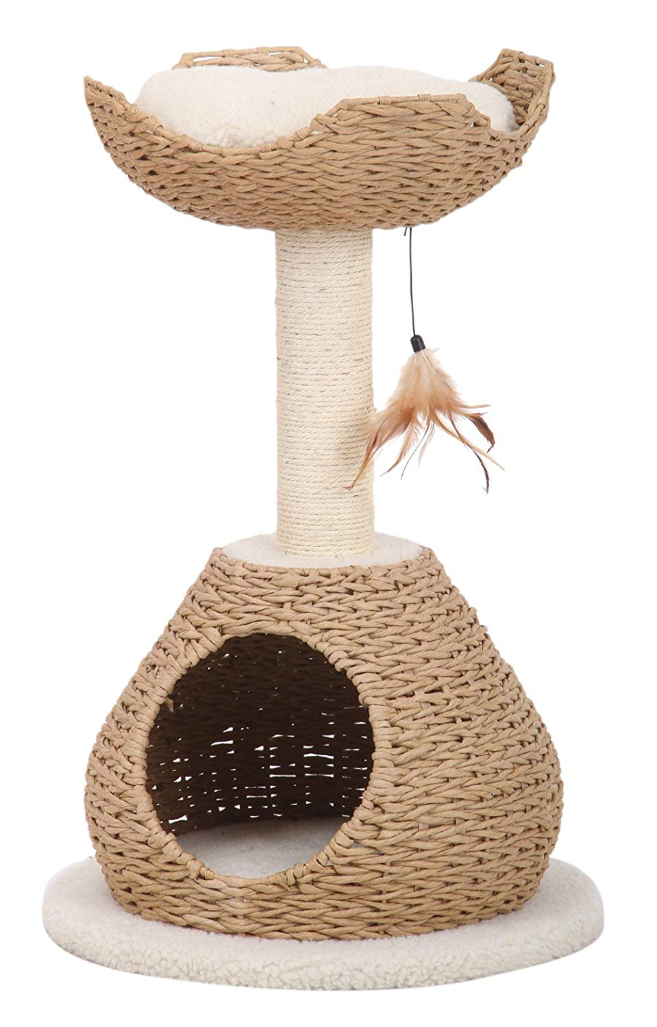 Best Cat Tree For Small Apartment Dwellers Cool Cat Tree Plans